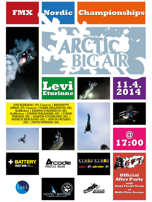 Arctic Big Air 2014