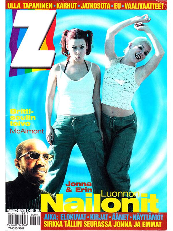 Z-lehti 1999