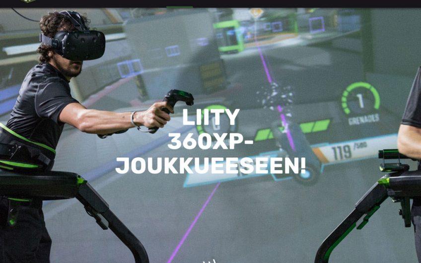 360XP – Aktiivivirtuaalipeliluola