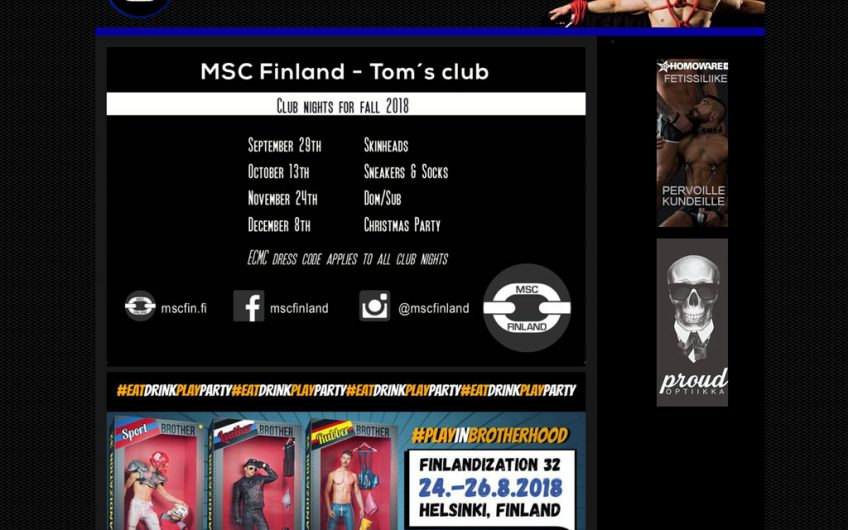 MSC Finland – Tom's Club ry
